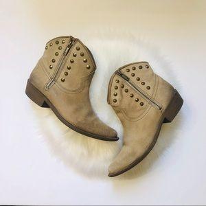 Lucky Brand Studded Boots